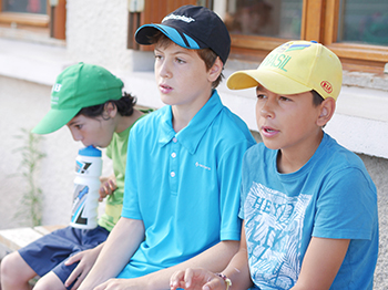 tennis club jeunes